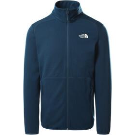 The North Face Quest FZ Jacket Men monterey blue